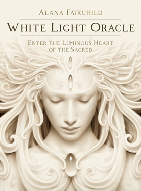 White Light Oracle by Alana Fairchild, lightworker, oracle cards