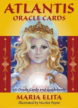 Atlantis Oracle, ancient. mystical, mythical