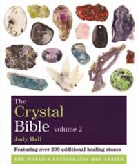 Crystal Bible 2, Judy Hall, Best crystal book, best seller