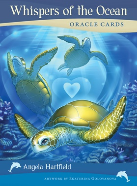 Whispers of the Ocean by Angela Hartfield