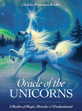 Oracle Of the Unicorns, mystical, magical, faery realm