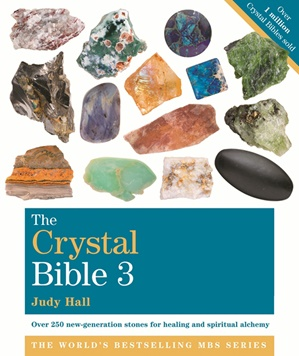 Crystal Bible 3, Judy Hall, exotic crystals, crystal shop melbourne