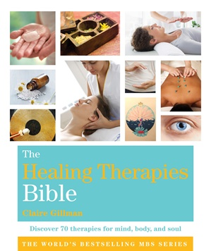 The Healing Therapies Bible, Reiki, Shaman, Chakras, crystals, theta healing