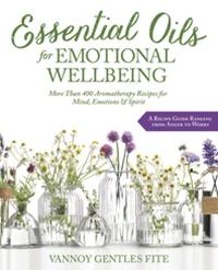Essential Oils for Emotional Wellbieng