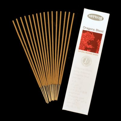 Dragons Blood Natural Incense Sticks
