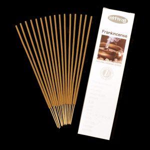 Frankincense Natural Incense Sticks, natural resins, honey, charcoal