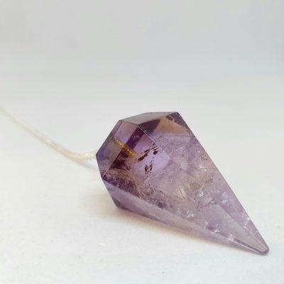 ametrine pendulum.