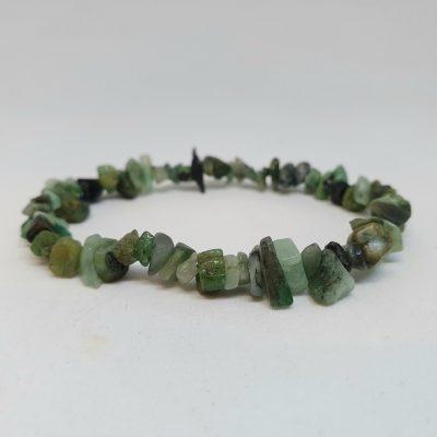 Emerald Chip bracelts