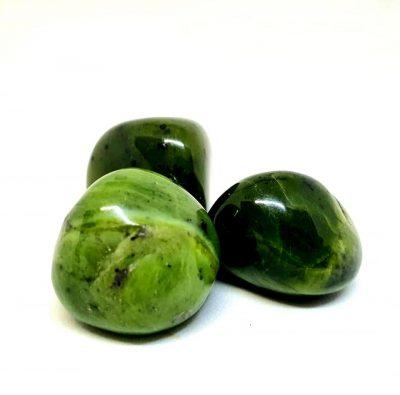 Nephrite Jade tumbles