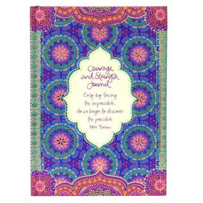 Intrinsic Courage and Strength journal