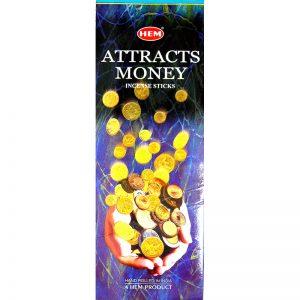 Attracts money