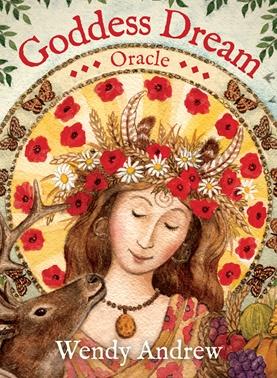 Goddess Dream by Wendy Andrew