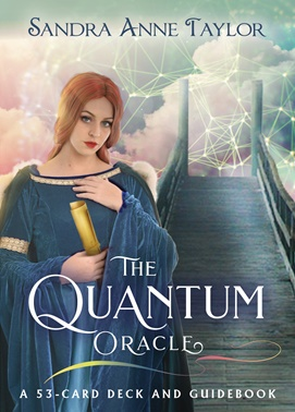 Quantum Oracle by Sandra Anne-Taylor