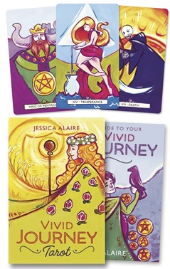 Vivid Journey Tarot