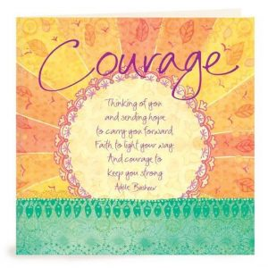Courage intrinsic
