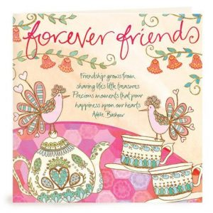 Forever friends teacups intrinsic