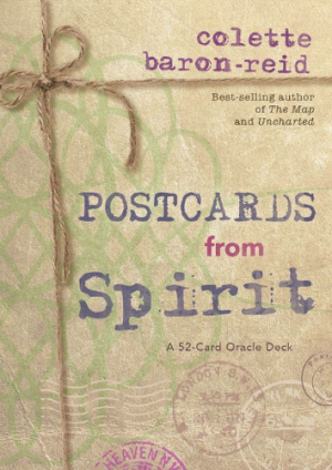 Postcards from Spirit by colette baron reid