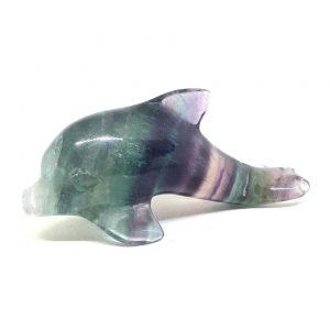 Fluorite dolphin