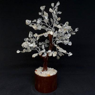 Clear Quartz Tree