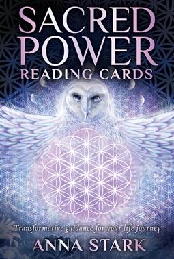Sacred Power Reading cards by Anna Stark