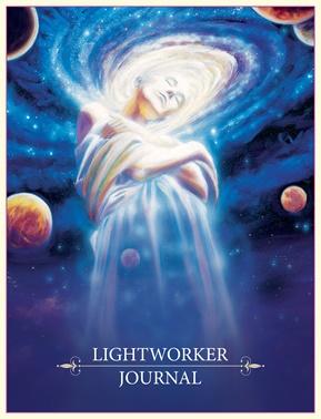 Light worker journal by alana fairchild