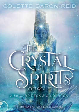 The crystal spirits by colette baron reid