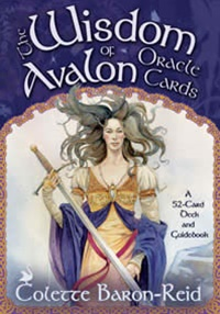 The wisdom of avalon by colette baron reid