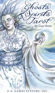 Ghosts, Spirits tarot by Lisa Hunt