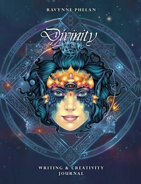 Divinity Journal gaia tarot