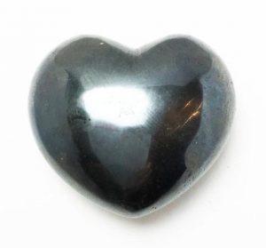 Hematite heart