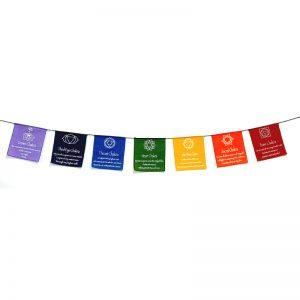 Small Seven Chakra banner