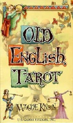 The old english tarot