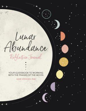 Lunar Abundance journal by ezzie spencer