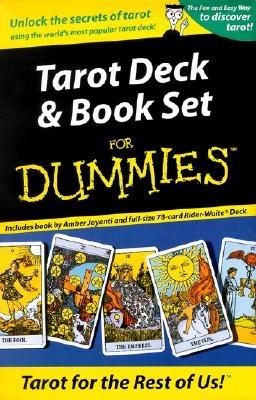 Tarot Book and set for dummies