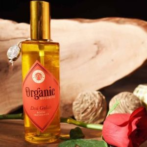 Rose organic goodness room spray