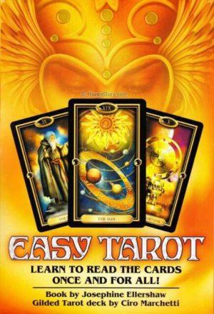 Easy Tarot by Josephine Ellershaw