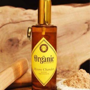 Organic goodness sandalwood room spray