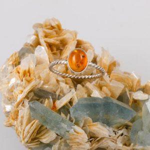 amber ring, blue turtles