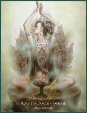 kuan yin journal, blue angel publishing,, alana fairchild
