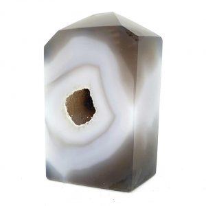 Agate Geode healing crystal