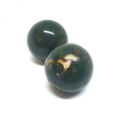 bloodstone jasper sphere