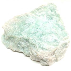 Natural Amazonite crystal