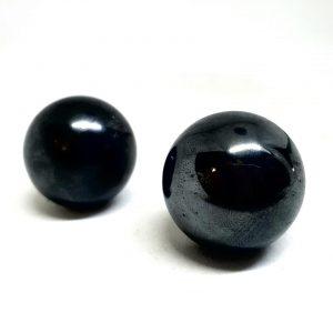 hematite sphere crystal, grounding crystal