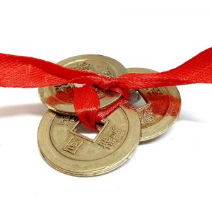 I ching coins feng shui